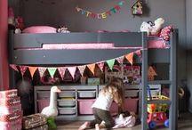Pokoje dziewczyn