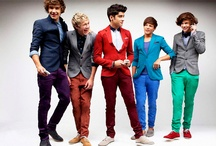 One Direction <3 / by Taylor Oldham
