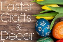 Colorful Easter Crafts / by ASTROBRIGHTS®