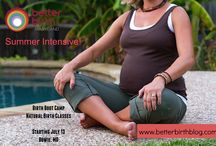 Better Birth Classes in Bowie, Maryland / Birthing Classes in Bowie, MD. Birth Boot Camp natural childbirth preparation series with Better Birth Maryland.