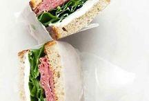 Kreatív szendvicsek