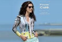 Making Of Pause Café - Collection Printemps/Eté 2016