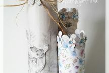 Enchanted Woodland / by Craftwork Cards