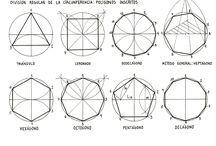 dibujos de geometria