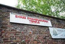 Shree Swaminarayan Temple - wedding venue / Here a few pictures of Shree Swaminarayan Temple