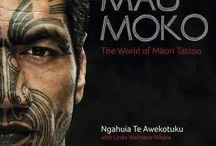 Maori Moko