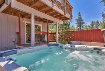 Cornelian Family Adventure Vacation Rental Home in South Lake Tahoe
