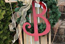 Cabin Christmas / by Mallory Bonkemeyer