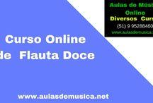 Aulas de Flauta Doce Online / Encontre os  melhores cursos de Flauta Doce Online do Brasil ,estude em sua casa  com suporte do professor  e  pague uma parcela mais barata que uma pizza com refrigerante ,saiba mais no whatsap (51) 995288460 ou no site www.aulasdemusica.net