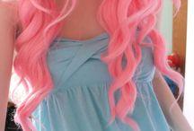 pinkit hair