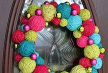 Shut the front door / Wreaths for your front door  / by Amalia Lewis