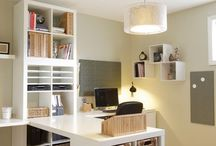 Sewing Room/Office combo ideas