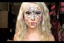 love this look for hellowen