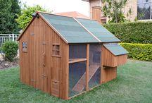 Mansion Chicken Coop / by Backyard Chicken Coops