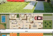 modelo frente casa