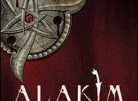 ALAKIM  serie paranormal Romance Italiana