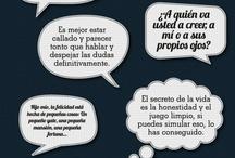 Frases y citas / by Ruymán Jiménez
