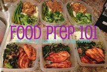 Prep food