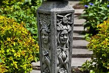Garden And Outdoor Accents / by Garden-Fountains.com