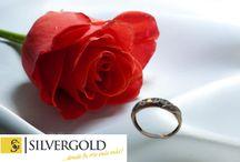 Especial San Valentin en SilverGold / Sorteo de un maravilloso anillo con diamantes