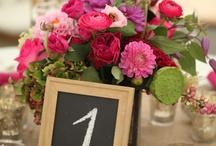 Nom de table / Nom de table mariage