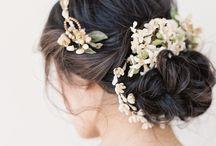 FineArt - Bride's hair