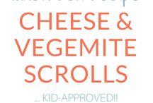 vegemite canapes
