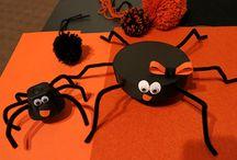 Halloween déco PS MS