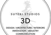 Suteki Studios / 3D design
