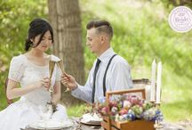 Country Wedding Theme Ideas / Countryside wedding ideas, including decor, florals, and invitationss.