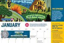 2015 Civic Calendar / by National Constitution Center