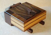 Box / Storage Organiser Wooden Box