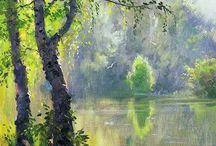 Watercolor paintings / Art