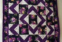 wall quilt and tabile  ranning
