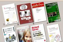 Libros para docentes / Libros que todo docente debería leer.