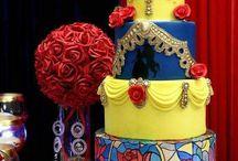 MELODY'S 6th birthday cake