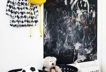 Playroom/ childrens bedroom