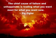 Inspirational Quotes / Twice weekly inspirational quotes from Zig Ziglar.