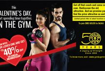 Gold's Gym - Noida - IHDP Sector 127 / Images of Gold's Gym - Noida - IHDP Sector 127