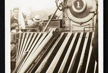 Tuxedo Park Train Station / Beautiful pictures of trains from the Library local history room.