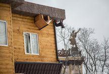 Арт-объекты в Москве