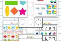 Planning Materials / Planning materials for your preschool classroom.