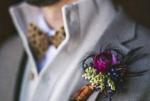 Amazing Boutonnières / by Irene and Ozzie
