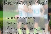 Post race recovery / by Dana Eisberner