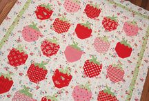 Strawberry quilts