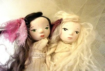 dolls / by Ruth Tyree