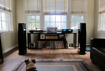 Audiophile Rooms
