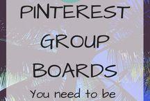 Pinterest Tips / Pinterest strategy tips