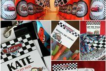 Party Ideas ~ Cars
