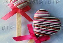 Chocolates Decorados